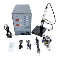 High power Argon arc spot welder machine laser welding Stainless steel welding machine Dental welding tool Jewelry spot welding