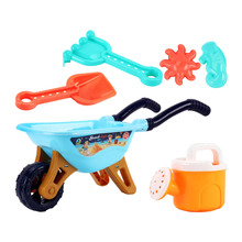 1 Set 6 Pcs Outdoor Toy Playthings Interesting Children Toy Car Educational Toys