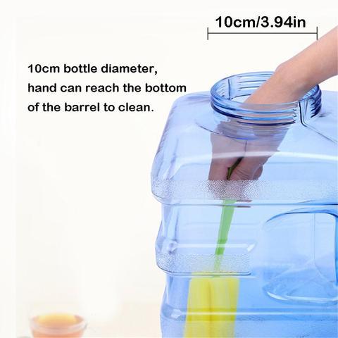 ar livre balde agua portatil caminhadas