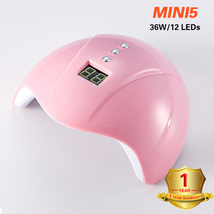 UV Nail Light LED 36W 12 LED