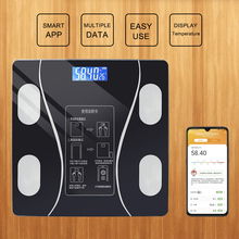 Weighing-Scales Floor-Scale Smart Digital Ios/bluetooth Android/for LED APP NICEYARD