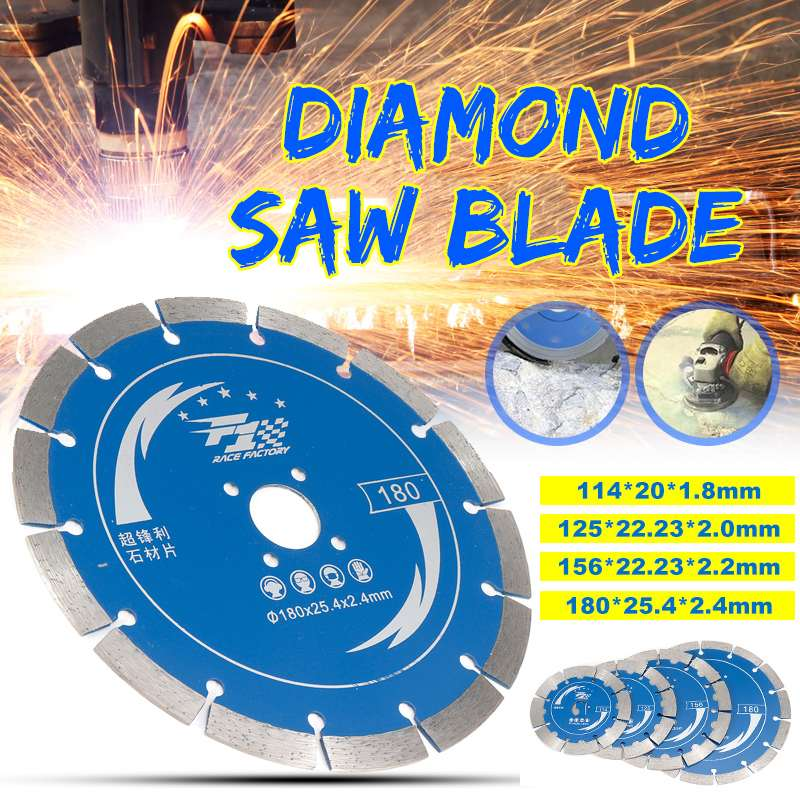 114/125/156/180mm Diamond S Wood Cutting Disk Cutting Wood Saw Disc Multitool Wood Cutter Angle Grinder For Wood