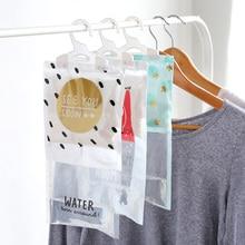 Dehumidifier Bag Desiccant-Bags Wardrobe Dropship Closet-Moisture-Absorbing-Bag Moisture-Proof-Hook