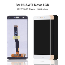 5.5 inch For Huawei Nova CAZ-AL10 CAN-L13 CAN-L03 CAN-L12 CAN-L02 CAN-L11 LCD display Touch Screen Digitizer Assembly with Frame can can soundtracks lp