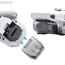 Capuchon de couvercle dobjectif pour DJI Mavic Mini/Mini 2 quadrirotor Protection anti poussière capuchon accessoires Drone pièces de rechange professionnelles