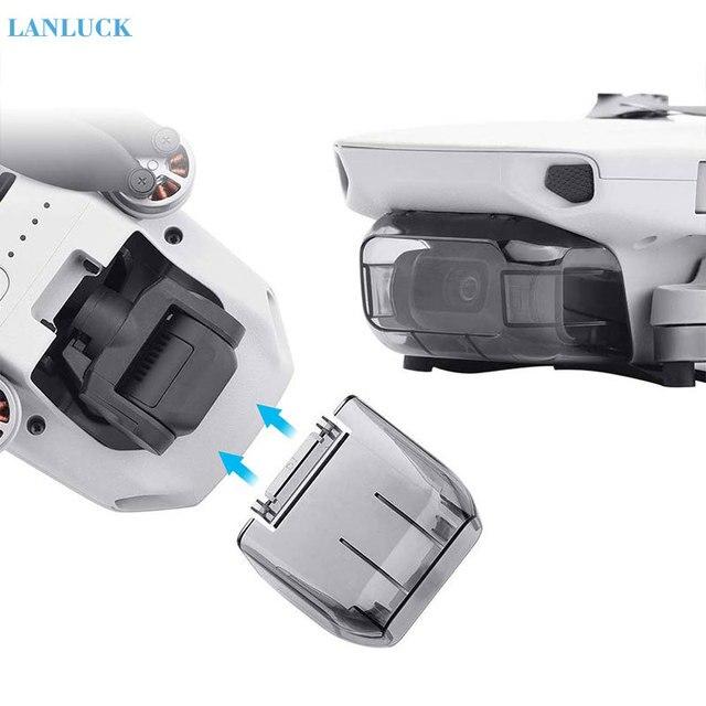 DJI Mavic Mini/Mini 2 쿼드 콥터 보호용 렌즈 커버 캡 방진 캡 액세서리 Drone Profissional Spare Parts