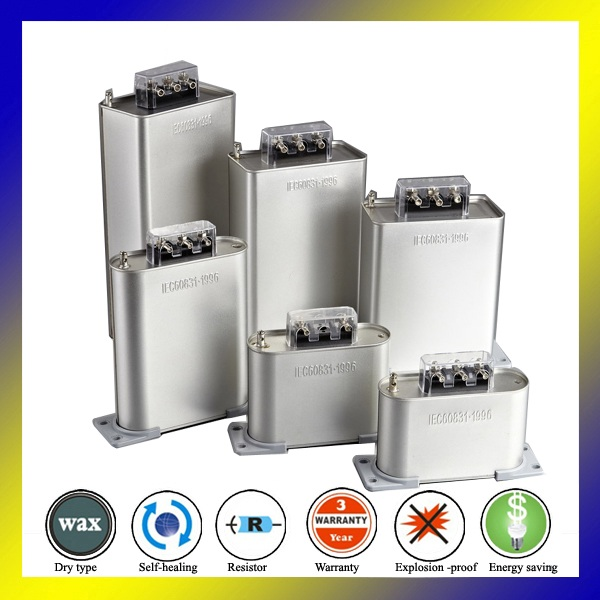 440v 30kvar 3 Phase Low Voltage Shunt Power Capacitor Correction Bank Poly Film Battery Lv Aluminum Can Varplus Capacitor Inductors Aliexpress