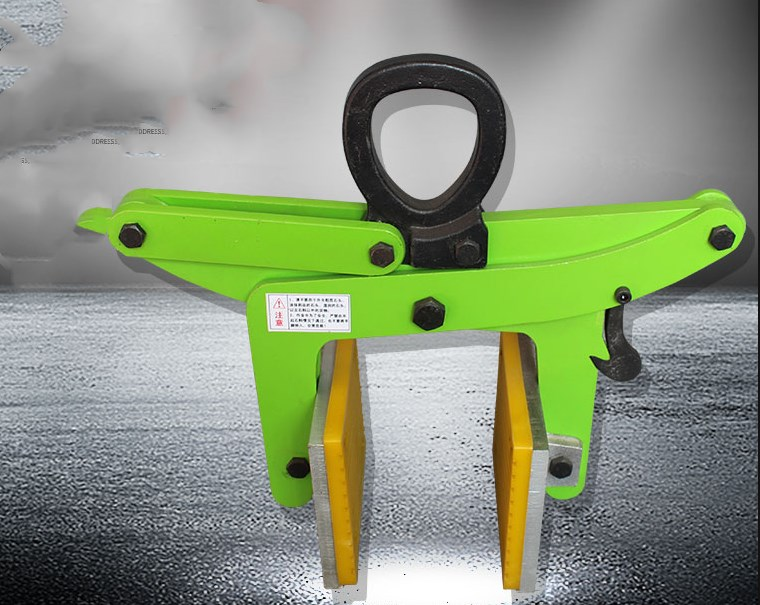 300KG Marble Stone Glass Vertical Lifting Clamp Stone Lifting Industrial Grade