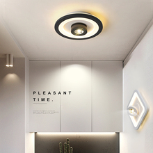 LED ceiling light aisle lights can be rotated spotlights plus backlight  living room dining hall corridor porch aisle lights small crystal aisle led lights corridor ceiling lamp modern living room ceiling spotlights entrance hall creative porch lamps