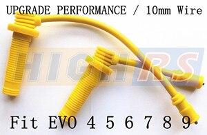 Image 1 - 2 성능 점화 코일 팩 스파크 케이블 리드 연결 1996 2006 LANCER EVO 4 5 6 7 8 9 JDM MD363552 4G63