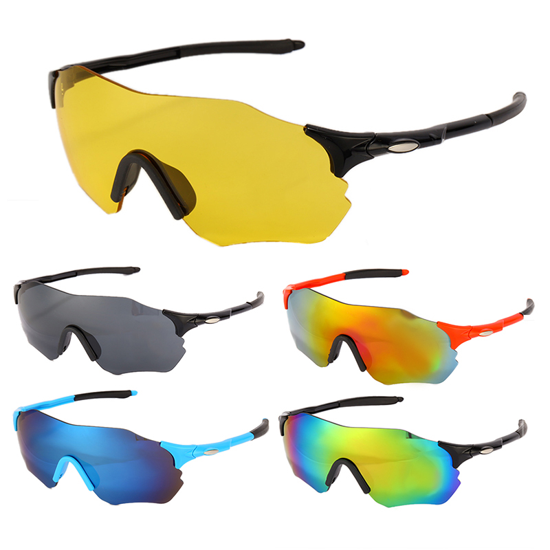 UV400 Goggles Sport Bike Bicycle Glasses Cycling Sunglasses Eyewear MTB Mountain Motorcycle Fish Sunglasses Cycling Eyewear