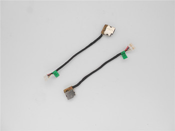 DC Jack Power Socket Cable for HP Envy 15-AE041NR 15T-AE000 15Z-AH000 DC IN Jack 799736-S57 812681-001 image