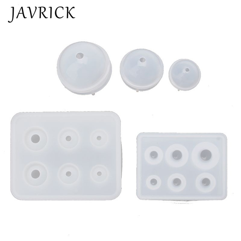 Universe Ball Silicone Resin Molds Kit Earring Necklace Pendant Jewelry Tools