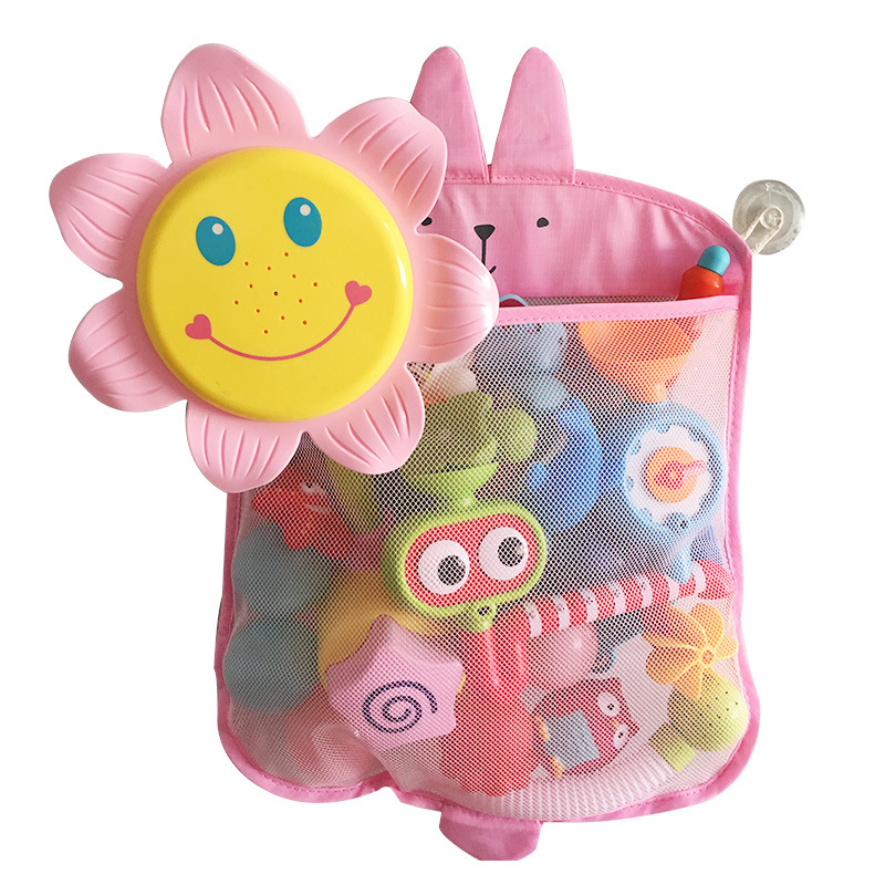 Baby Storage Bag Baby Shower Toys Storage Hanging Bag Baby Toy Storage Bag
