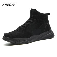 Leader Show Men Casual Shoes Brand Men Fashion Shoe High Top Outdoor Sneakers for Men Leisure Shoes Non-slip Zapatillas Hombre(China)