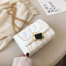 Bolsa de ombro da xadrez do diamante moda bolsas de luxo bolsas femininas designer saco de corrente plutônio torebki damskie bolsos mujer de marca famosa