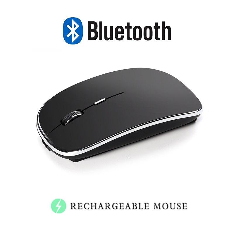 13 mouse sem fio para Macbook ar/pro 13 mouse Bluetooth para Huawei Xiaomi portátil Recarregável PC Mudo jogo do rato mouses sem fio