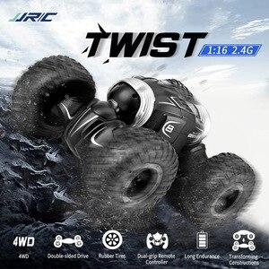JJRC Q70 RC Car Radio Control 2.4GHz 4WD Desert 1:16 Car Off Road Toy High Speed Climbing RC Car Kids Children Toys(China)