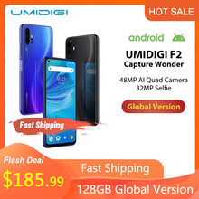 UMIDIGI F2 Android 10 Version globale 6.53