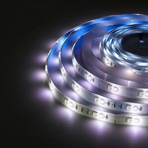 Image 2 - Светодиодный светильник BlitzWolf, водонепроницаемый светодиодный светильник с пультом дистанционного управления и регулируемой яркостью, 2 м/5 м, RGBW