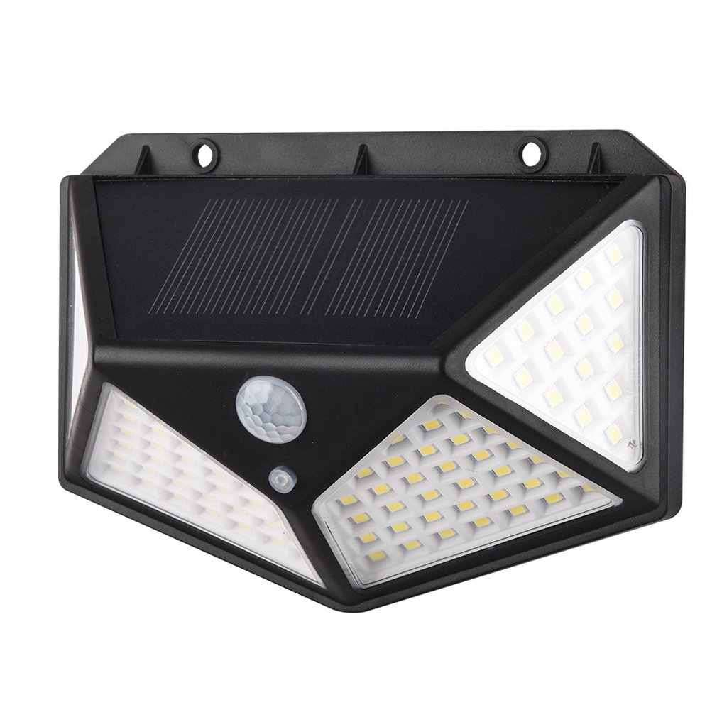 مصباح ليد مصدر محس حركة الجدار مصباح أضواء تعمل بالطاقة الشمسية إضاءات جدران ضد الماء في الهواء الطلق مقاومة للماء إضاءة ليلية