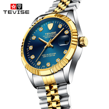 2020 TEVISE Self Winding Mens Watches To