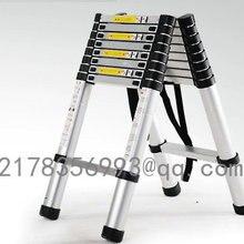 Ladder Multi-Purpose Library/engineering Aluminum Folding Retractable Herringbone