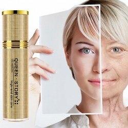 Leczenie trądziku Serum do twarzy esencja anty trądzik blizny krem do depilacji twarzy pielęgnacja skóry wybielanie naprawy pryszcz Remover w Serum od Uroda i zdrowie na