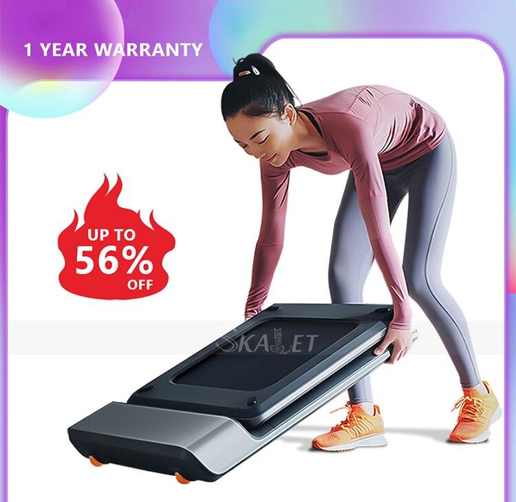 2020 Xiaomi Ecosystem WalkingPad A1 Smart APP Control Folding Walking Pad Mini Ultra-thin Walking Fitness Machine