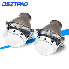 Headlight Lenses Koito Q5 H7 D2S D2H HID Bi-xenon Projector 3.0 Halogen Xenon LED Lens For Car Lights Accessories Retrofit Style free shipping iphcar china car accessories universal square 3 0 inch projector lens without d2h xenon blub and ballast
