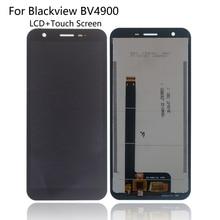 Original For Blackview BV4900 LCD Display Touch Screen Digitizer LCD Screen Tested For Blackview BV4900 IP68 Phone Repair Parts