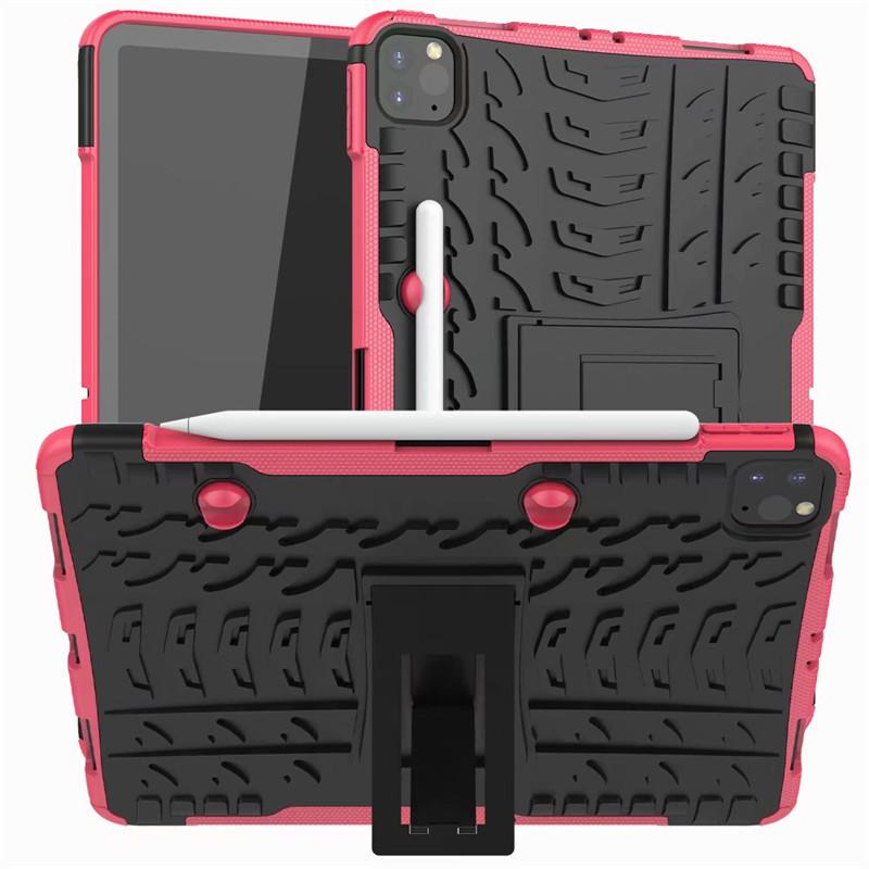 Stand Flip Holder Armor iPad Shockproof Case Cover For Pro Pencil With New 11 2020 Case