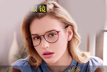 TR90 Round Goggles Women Eye Wear oculos de grau Feminino Clear Glasses Oculos Optical Ultralight