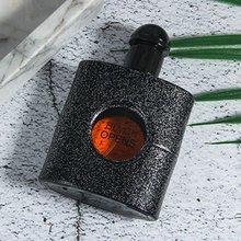 цена на Women's Perfume Black Opium Berlin Girl Perfume Student Permanent Fragrance Light  Fragrance Fresh 50ml Perfume