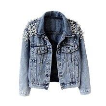 Plus size Denim Jacket Women 2020 New Spring Autumn Jean Jackets