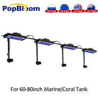 DSunY Aqua light Dimmable Led Aquarium lights Coral lamp for marine fish dimmer Professional Fish&Aquatic lightings MJ3BP4