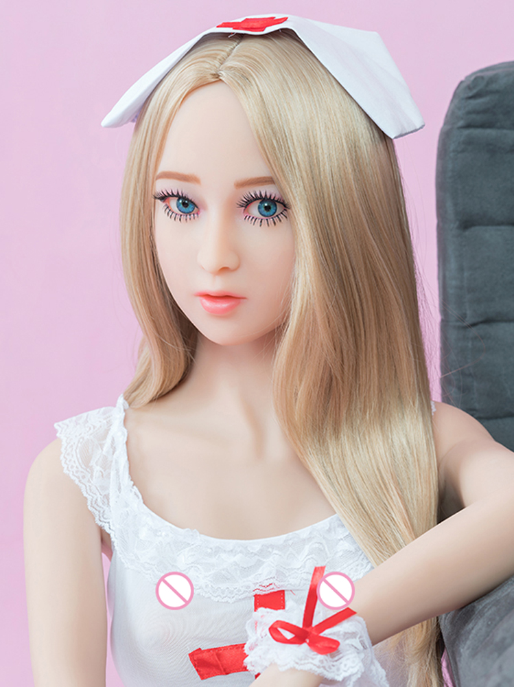 TILODOLL Mini <font><b>sex</b></font> <font><b>doll</b></font> realistic <font><b>138cm</b></font> silicone <font><b>sex</b></font> <font><b>dolls</b></font> for men sexy love shop big ass vagina pussy male adult <font><b>sex</b></font> toys image