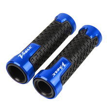 MOTORCYCLE ACCESSORIES HANDLEBAR MOTOCROSS EASY 7/822MM ALUMINUM 1 PAIR GRIPS FOR YAMAHA V-MAX V MAX VMAX 1200
