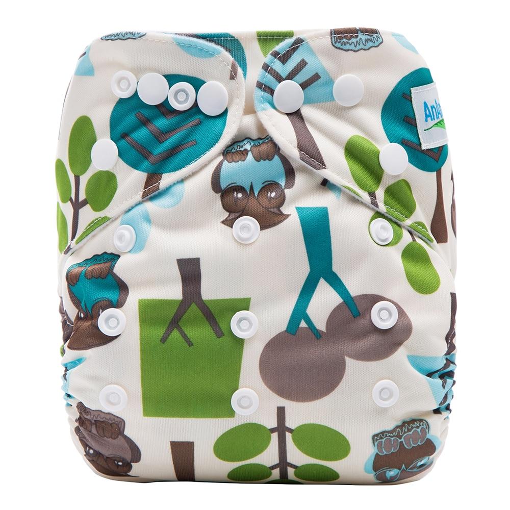 Prefold Cloth Diapers Reusable Cotton Baby Cloth DiaperColorful Reusable Ecology Baby Diapers W14