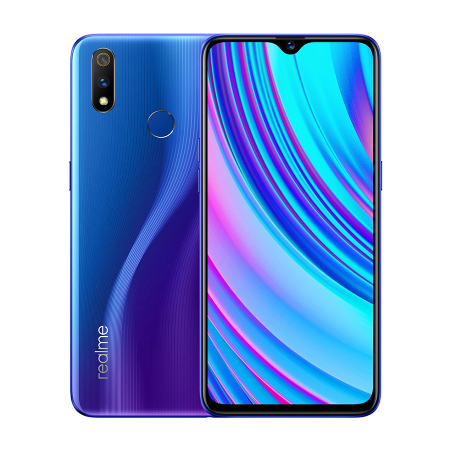 Global Version REALME 3 Pro 6.3'' 4/6GB 64/128GB Smart Moblie Phone 4045mAh 16+5MP Dual Camera VOOC Fast Charge 3.0 Mobile Phone