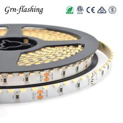 5m 12V 24V 120led/m côté émettant LED bande bande lumineuse SMD335 pour chambre TV rétro-éclairage moto voiture ange yeux lumière décoration