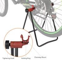 Bicicleta de armazenamento de parede gancho titular suporte dobrável mecânico reparação da bicicleta limpeza rack expositor ao ar livre ciclismo supplie
