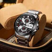 Часы наручные swish мужские с хронографом брендовые Роскошные