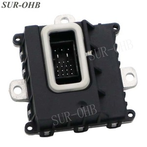 Image 2 - 63127189312 ALC Adaptive ไฟหน้า Drive Control Unit 7189312 Xenon Ballast สำหรับ E46 E90 E60 E61 E65 high beam บล็อก
