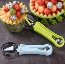 Kreative Platter Werkzeug Carving Messer Schneiden Messer Ball Bagger Drei-Stück Anzug Kreative Obst Carving Messer Küche werkzeug