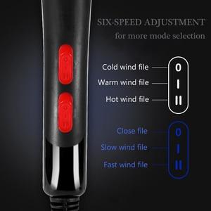 Image 2 - Professionele Sterke Power Föhn Voor Kappers Kapper Salon Tool Blow Dryer 220 240V Haardroger Met Blauw Negatieve ion 40D