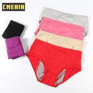 CMENIN Top Women Breathable Physiological Panties Sexy Menstrual Underwear Women Mid Waist Warm Healthy For Girls Briefs P0059