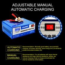 цена на Car Battery Charger Pulse Repair Charger, Motorcycle & Car Battery Charger Smart Battery Charger, Pulse Repair Battery Charger