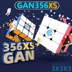 Головоломка Куб GAN356xs Магнитный куб Gan356 XS 3x3x3 Gan 356xs Магнитный куб 3x3x3 волшебный скоростной куб 3x3 Магнитный Cubo Magico