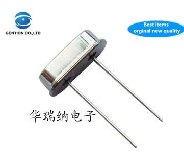 30pcs 100% New And Orginal Passive Resonator DIP-2 2-pin 13.4916M 13.4916MHZ Crystal Passive Crystal In-line
